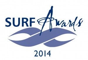 2014 SURF Awards Logo
