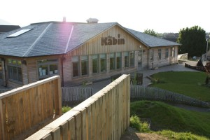 The Bill was launched at The Kabin, a community-owned facility in Midlothian