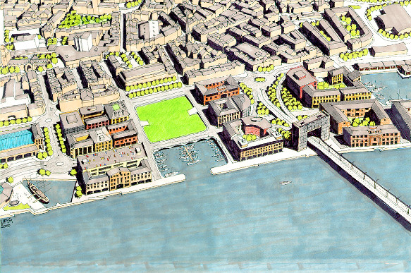 Dundee Waterfront Masterplan