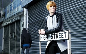 Mary Portas in a promotional Portas Pilots photo