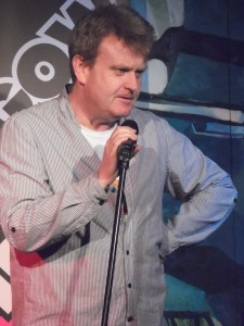 Raymond Mearns and other successful comedians will be involved in 'On Your Doorstep' events