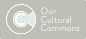 Our Cultural Commons logo