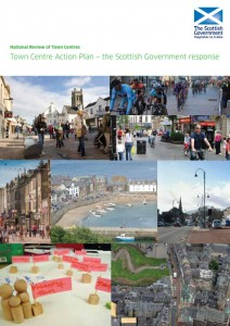 Town Centre Action Plan Cover
