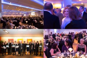 The SURF Awards concludes with a popular Presentation Dinner