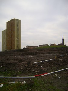There are over 10,000 hectares of vacant & derelict land in urban Scotland