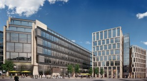The £200m Haymarket development features a formal Employability Accord
