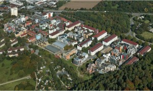Tubingen's new cooperatives were created on a former French military  base