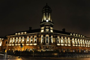 Kilmarnock was named as Scotland's Most Improved Large Town