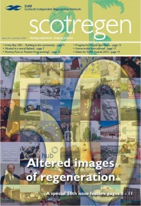 Issue 50 was published in Summer 2010.