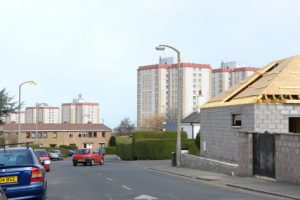 City suburbs like Moredun, Edinburgh, are featuring more prominently among Scotland's most deprived places