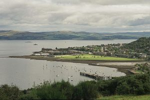 Gourock is shortlisted for Scotland's Most Improved Town