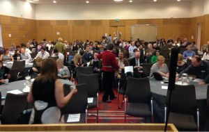 Over 150 delegates attended day one of the conference