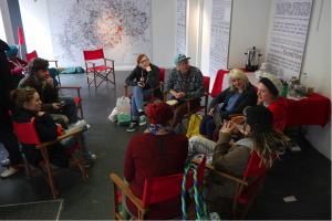 Dumfries-based arts collective The Stove Network is shortlisted for Creative Regeneration