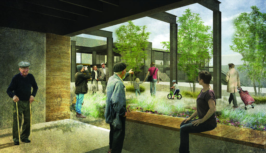 How To Design Spaces For People With >> Co Design And The Commonplace Creating Environments For